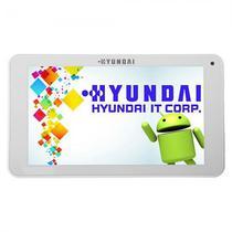 Tablet Hyundai Maestro HDT-7433X 8GB / Tela 7.0EQUOT; / Cameras 2MP e 0.3MP - Branco