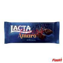 Barra Chocolate Lacta Amaro 43% Cacao 150G