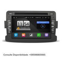 Central Multimidia M1 Renault Duster/Logan/Sandero(2015-2018) Android 8.0 (M7245)