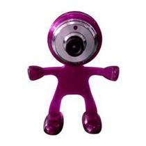 Webcam Satellite WB-C23 Rosa