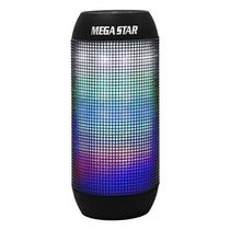 Caixa de Som Megastar HYJ825 Bluetooth / USB / FM - Preto