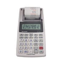 Calculadora com Impressora Sharp EL-1611V - Branco