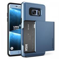 Capa para Galaxy Note 7 VRS Design Damda Glide Blue Coral