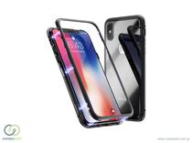 Case iPhone X-XS 4LIFE Vidro Frame Black