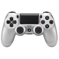 Controle PS4 Dualshock 4 Cinza Reco c/Caixa Azul