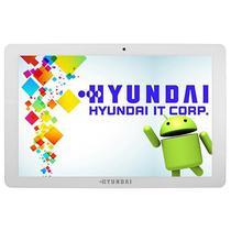 """Tablet Hyundai Maestro HDT-A435G4U 8GB / Memoria Ram 1GB / Tela 10.1"""" / Cameras 5MP e 2MP - Branco"""