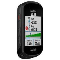 "GPS Garmin Edge 530 MTB Bundle 010-02060-20 Tela 2.6"" Wi-Fi e Bluetooth - Preto"