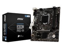 Placa Mãe MSI LGA1151 B360M Pro-VH M.2/HDMI/DVI