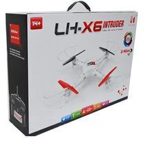 Drone MR Quadricopter Branco Grand Camar X6