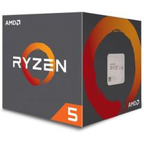 Processador AMD R5-2600 - AM4 - 3.4 GHZ - 19MB Cache