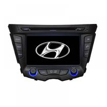 Central Multimidia Booster Hyundai Veloster 2011/2014