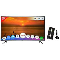 "TV Smart LED Hyundai HY55NTUB 55"" 4K Ultra HD"