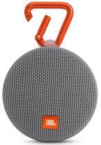 Caixa de Som JBL Clip 2 Bluetooth A Prova D'Agua Preto