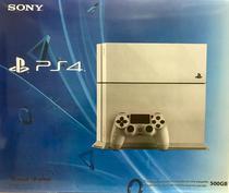 Capa para Caixa PS4 1215A 500GB Branco