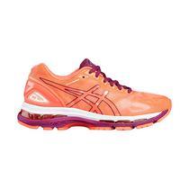 Tenis Asics Nimbus 19 Flash Orange - Feminino