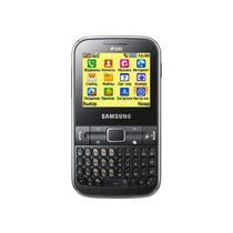 Samsung Celular Chat 322 GT-C3222 (4GB) (Preto)