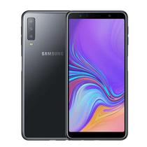 Smartphone Samsung Galaxy A7 2018 SM-A750G DS 4/64GB 6.0 24+5+8/24MP A8.0 - Preto