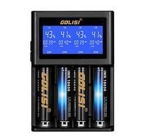 Carregador de Bateria Golisi S4 Charger Black