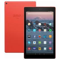 "Tablet Amazon Fire HD10 32GB / Tela 10"" - Vermelho"