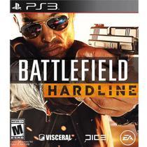 Jogo Battlefield Hardline PS3
