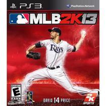 Jogo MLB 2K13 PS3