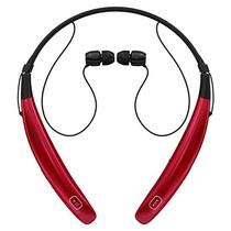 Fone de Ouvido Sem Fio LG HBS-770 com Bluetooth/Microfone - Vermelho