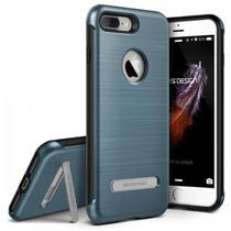 Capa para iPhone 7 e 8 Plus VRS Design Duo Guard - Azul Aco
