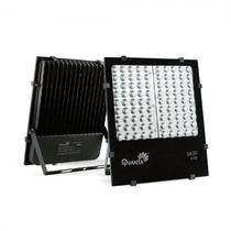 Refletor LED Quanta QTSIRIUS50 45W / 4500 Lumens / 45 Leds / Bivolt - Preto