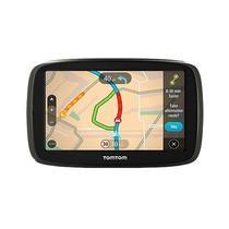 """Tela para DVD GPS Tomtom Go 50 com Bluetooth e de 5.0"""" + Mapa do Brasil - Preto."""