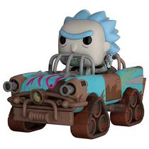 Boneco Funko Pop Rick And Morty - Mad Max Rick 37