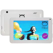 "Tablet Mibo MBT-07 Tela 7"" Wifi 1GB/8GB Cam. 0.3/5MP Branco"