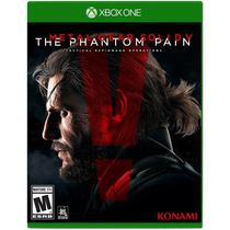 Jogo Xbox One Metal Gear V The Phantom Pain