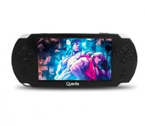 MP5 Game Player Quanta QTMPG500 4GB 5 USB Cam FM 3MP-Preto
