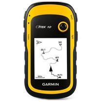 "GPS Garmin Etrex 10 010-00970 com Tela 2.2""/Mapa - Preto"