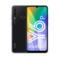 Huawei Y6P 2020 Dual 64 GB - Preto