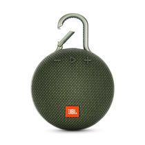 Caixa de Som Portatil JBL Clip 3 - Verde Mate