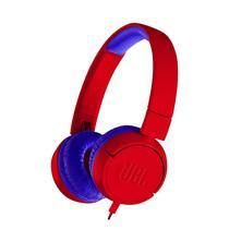 Fone de Ouvido JBL JR300 - Vermelho/Azul