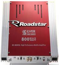 Amplificador Icador Roadstar RS-800W 4.CH