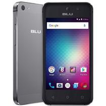 """Smartphone Blu Vivo 5 Mini V050EQ 3G Dual Sim Tela 4.0"""" 8GB Cam. 5MP/3.2MP Cinza"""