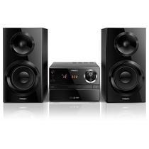 Aparelho de Som Philips BTM2360/ 55 Bluetooth/ MP3/ USB/ Radio FM Bivolt - Preto.