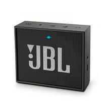 Caixa de Som Portatil JBL Go Bluetooth Preto