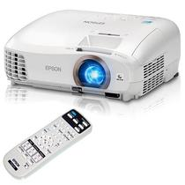 Projetor Epson Powerlite Home Cinema 2045 (RB) Wi Fi 2200 Lumens HDMI/USB