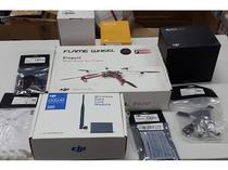 Drone Dji F550 + Naza V2 + H3-3D Gimbal + 5.8GHZ FPV + Ground Station Combo