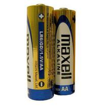 Pilha Maxell AA c/2 Alkaline.