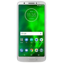 Celular Motorola Moto G6 XT-1925 2C 64GB Silver