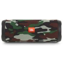 Caixa de Som JBL Flip 4 Bluetooth Camuflado