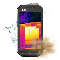 Celular Caterpillar S60 Dual 32GB 4G-B1(BR) s/Fone *Car Eur* Preto
