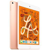 """Apple iPad Mini 5 MUQY2LL/A 64GB / Wifi / Tela 7.9"""" - Gold"""