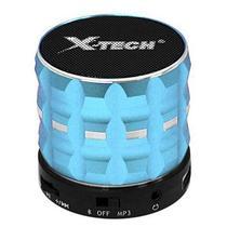 Caixa de Som Portatil X-Tech XT-SB546 com Bluetooth/USB/TF/Mini Jack 3.5MM - Azul