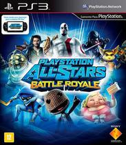 Playstation All Star Battle Royale PS3